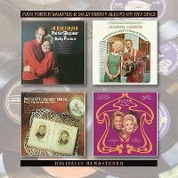 Cover Porter Wagoner & Dolly Parton - Four Porter Wagoner & Dolly Parton Albums On Two Discs [2020]
